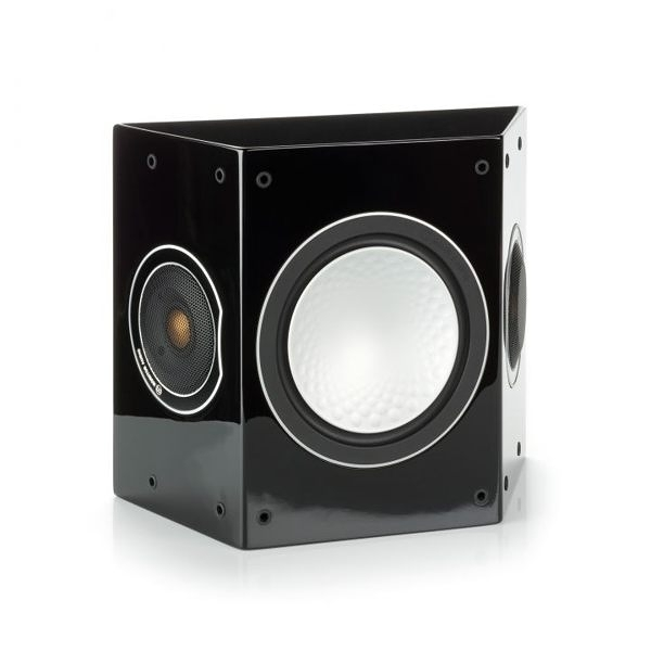 英國 Monitor audio SILVER FX 書架型揚聲器(鋼琴烤漆)