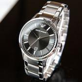 EMPORIO ARMANI 亞曼尼 AR2457 都會經典時尚精品錶 熱賣中!
