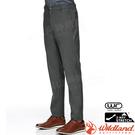 Wildland荒野 0A81338-93深灰色 男彈性抗UV排汗休閒褲 防曬登山褲/運動褲/快乾機能褲/合身西裝褲