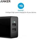 又敗家@Anker安全保護24W兩個充電孔USB充電器PowerIQ座充4.8A 2-Port旅充電頭蘋果Apple三星Samsung索尼Sony