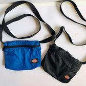 藤原本鋪 Dickies WDB18169 Dickies shoulder bag 抗撕裂 尼龍 迷你 側背包 藍