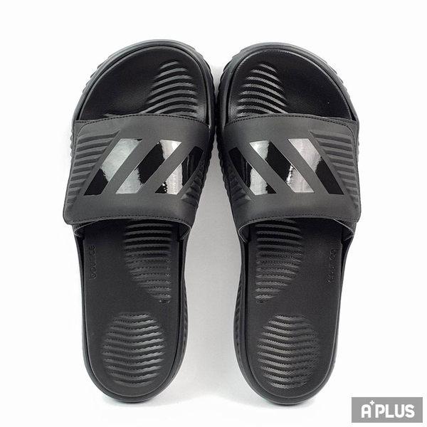 Adidas 男 ALPHABOUNCE SLIDE 拖鞋 - B41720