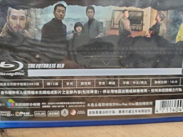 挖寶二手片-0068-正版藍光BD【與神同行】韓國電影(直購價)