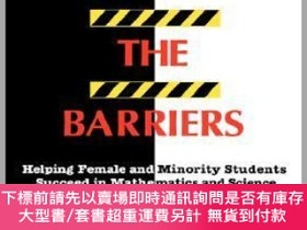 二手書博民逛書店預訂Breaking罕見The Barriers: Helping Female And Minority Stu