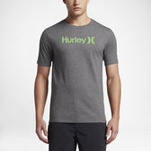 Hurley ONE & ONLY DRI-FIT T恤-DRI-FIT-灰(男)