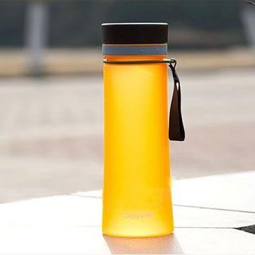 幸福抹茶快沖壺-活力橘 (太空杯、隨手杯、帶蓋水壺)