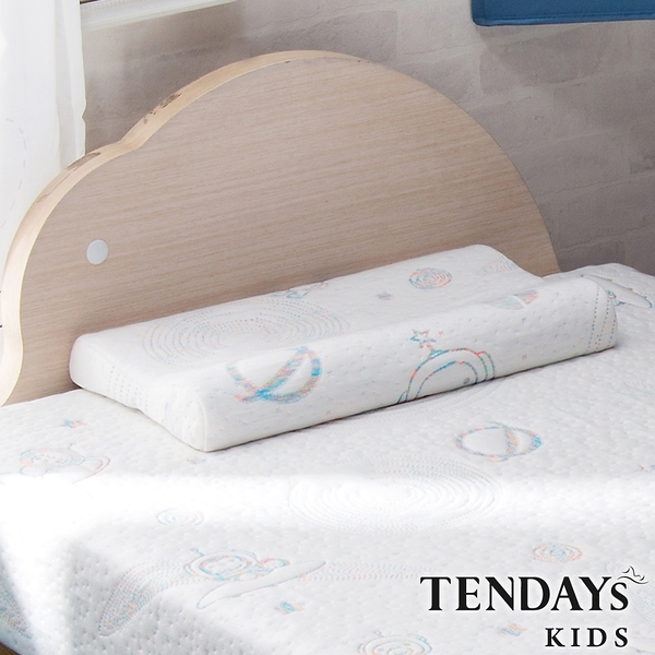 TENDAYs 太空幻象兒童護脊枕(5-8歲 記憶枕)