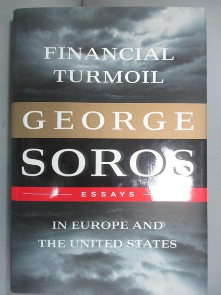 【書寶二手書T8/歷史_C6R】Financial Turmoil in Europe and the United S