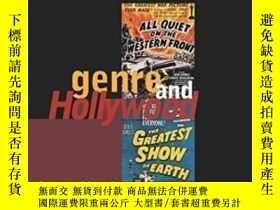 二手書博民逛書店Genre罕見And Hollywood (sightlines)-類型與好萊塢(視線)Y436638 Ste