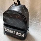 美國名牌Victoria's Secret 維多莉亞的秘密 迷你後背包 黑色經典印花款 現貨 限量***限時特價