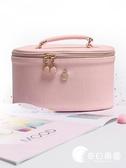 化妝包-化妝箱 大容量手提小號便攜韓國簡約可愛少女化妝包-奇幻樂園