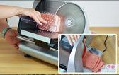 切片機家用電動羊肉片小型商用肥牛捲馬鈴薯刨凍牛肉吐司面包切肉機220Vigo「青木鋪子」