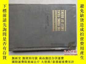 二手書博民逛書店THE罕見YOUNG FOLKS SHELF OF BOOKS(