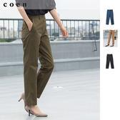 女卡其休閒褲 錐形褲女  日本品牌【coen】