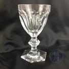 BRAND楓月 Baccarat 巴卡拉 透明浮雕酒杯 水晶 玻璃杯 高腳杯 水杯 家居 擺設 擺飾 擺件 裝飾品 飾物