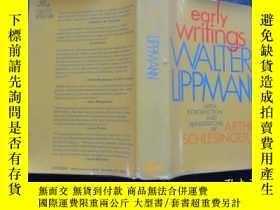 二手書博民逛書店Early罕見Writings (英語)Y2931 Walter