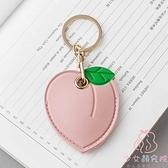 鑰匙扣掛件可感應保護套迷你公交卡【少女顏究院】