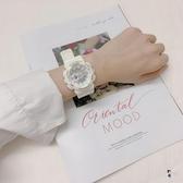 機械手錶 男女學生韓版簡約潮流機械電子錶情侶運動錶 多色