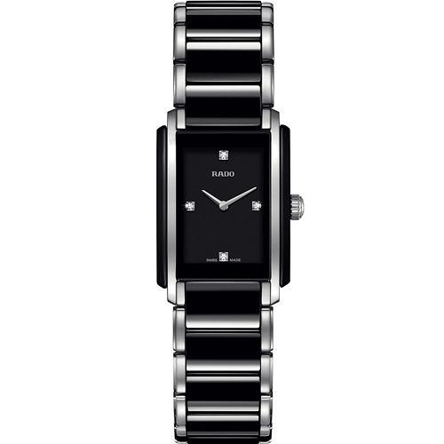 RADO Integral 精密陶瓷系列腕錶 R20613712 (4顆鑽)
