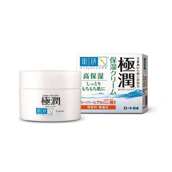 ●魅力十足● ROHTO肌研 極潤保濕凝霜(50g)
