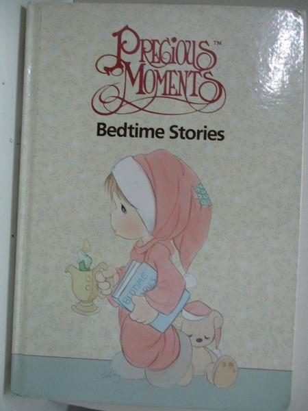 【書寶二手書T8/兒童文學_DYJ】Precious Moments Bedtime Stories_Samuel J.. Butcher