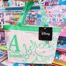 正版 迪士尼 玩具總動員 三眼怪 雙面圖案 帆布拉鍊便當袋 手提袋 收納袋 餐袋 購物袋 COCOS DK280