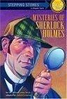 二手書博民逛書店《Mysteries of Sherlock Holmes: (Bullseye Step into Classics Series)》 R2Y ISBN:0394850866