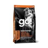 go! 低致敏無穀系列 鹿肉 全犬配方 22磅