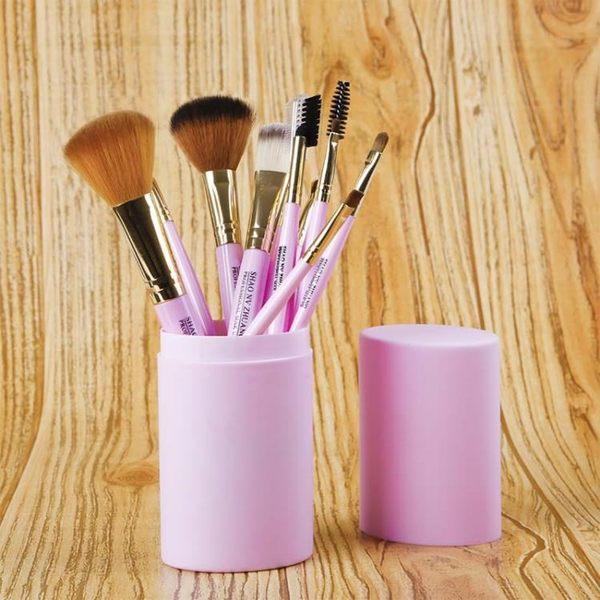 雙12好貨-彩妝刷化妝刷套裝桶刷初學者化妝工具