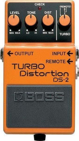 ☆ 唐尼樂器︵☆ BOSS DS-2 TURBO Distortion 效果器 DS-2