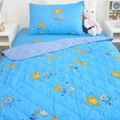 床包組_雙人三件式 台灣製 正版授權【探險活寶】赫雪黎寢具