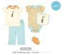 [Mamae] (5件入/套) 美國HUDSON BABY 純棉嬰幼兒包屁衣 男寶寶哈衣  嬰兒連體衣 短袖套裝