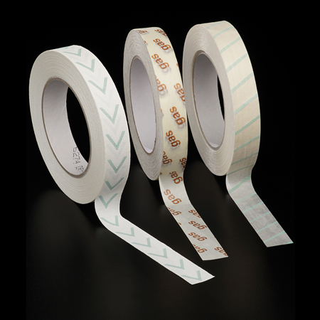《deltalab》滅菌指示帶 Sterilisation Indicator Tape