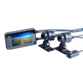 送32G卡『 征服者 雷達眼 Ai-733X 』機車前後雙鏡頭行車紀錄器/記錄器/SONY感光元件/IP67防水鏡頭/1080P