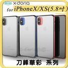 X-Doria刀鋒華彩系列 透明 輕薄 ...