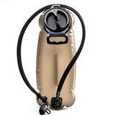 加厚TPU戶外飲水袋水囊2L/2.5L/3L騎行跑步登山水袋便攜折疊內膽    易家樂