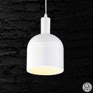 吊燈★現代簡約 時尚大方白吊燈 單燈✦燈具燈飾專業首選✦歐曼尼✦