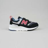 NEW BALANCE 997系列-黑色魔鬼氈童鞋(中童)-NO.PZ997HAI