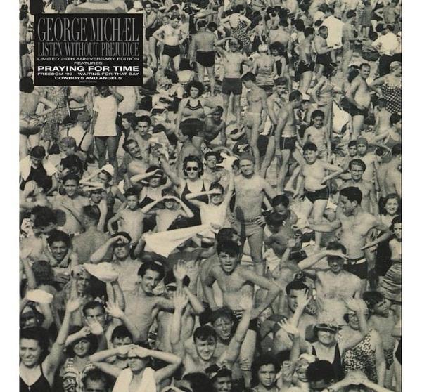 停看聽音響唱片】【CD】喬治麥可 / 專注聆聽+ MTV原音重現現場永恆紀念套裝(3CD+DVD)
