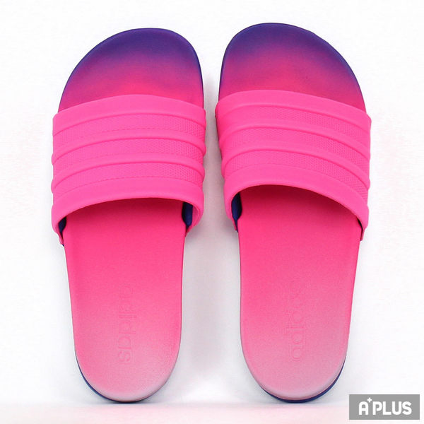 Adidas 女 ADILETTE CF+ FADE W 愛迪達 拖鞋- CG3437