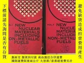 二手書博民逛書店new罕見nuclear materials including