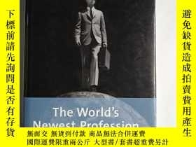 二手書博民逛書店The罕見World`s Newest Profession 6