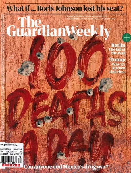 the guardian weekly 1108/2019