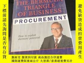 二手書博民逛書店the罕見bermuda triangle of busines