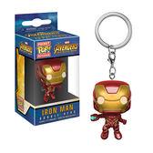 Funko POP!系列 Q版 Marvel漫威英雄 復仇者聯盟3 無限之戰 鋼鐵人 鑰匙圈
