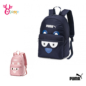PUMA 後背包 運動背包 兒童書包 開學上課 學生背包 筆電包 A0536 A0537 藍色 粉紅◆OSOME奧森