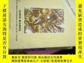 二手書博民逛書店QUEEN罕見REARING 養育女王蜂 館藏Y9837 V HARNAJ APIMON 出版1983