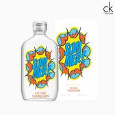 Calvin Klein CK ONE Summer 2019夏日限量版中性淡香水 100ml 發燒新品 夏日香氛  【SP嚴選家】