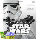 [美國直購] 美國暢銷書 星際大戰 Ultimate Star Wars