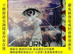 二手書博民逛書店過期英語雜誌罕見going on a journeyY451846